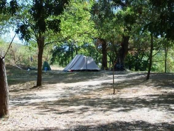 LA SARAILLERE Tente WEB