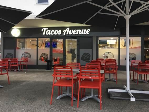 Tacos Avenue Alès