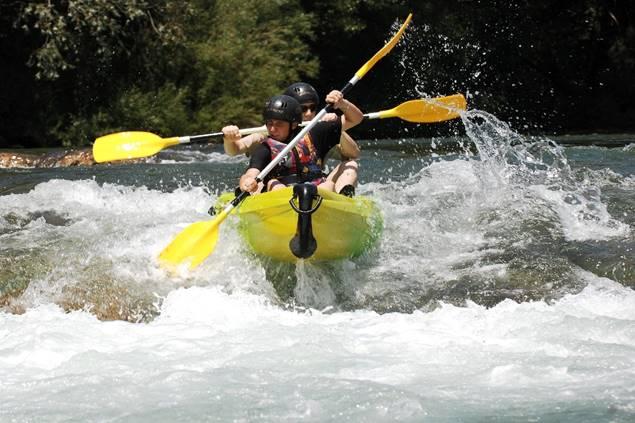 Canoe le moulin 4