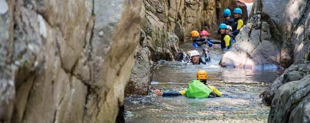 Escalosud - Canyoning en Cévennes