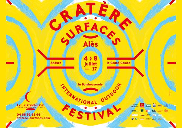 cratere surfaces