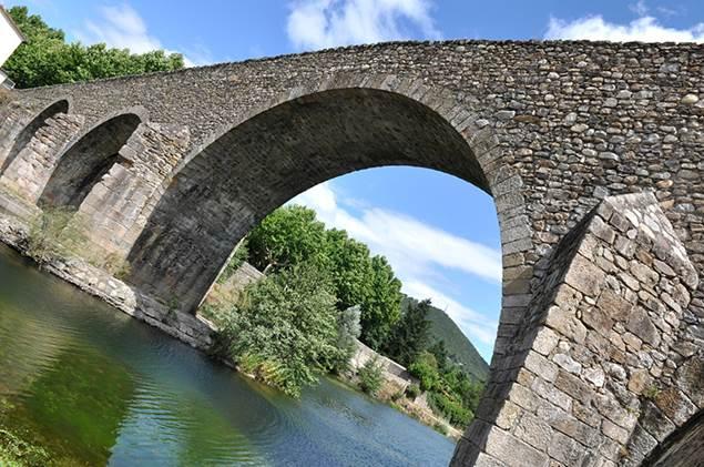 Vieux pont de Saint Jean du Gard