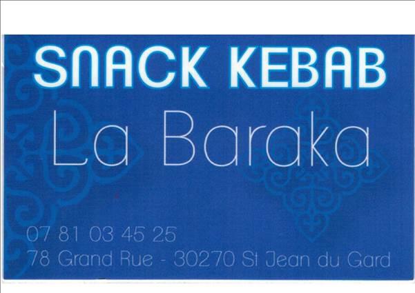 Snack Kebab La Baraka