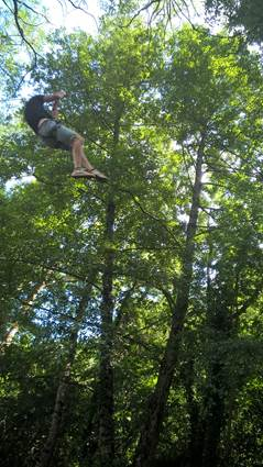 Le Bois Des Plumes - ST JEAN DU GARD