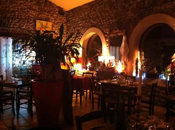 Restaurant LA GRANGE DE LABAHOU