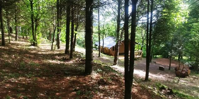 Camping les hauts de labahou