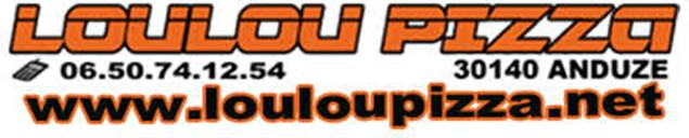 Loulou Pizza Anduze