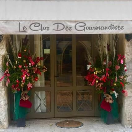 Le Clos Des Gourmandises - VEZENOBRES