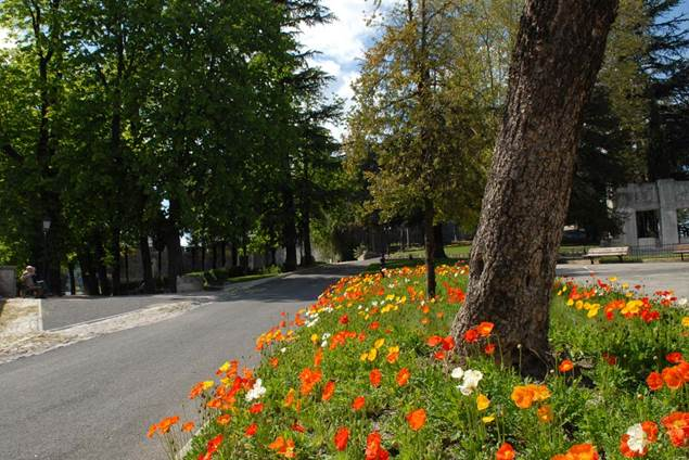 Parc du Bosquet Alès