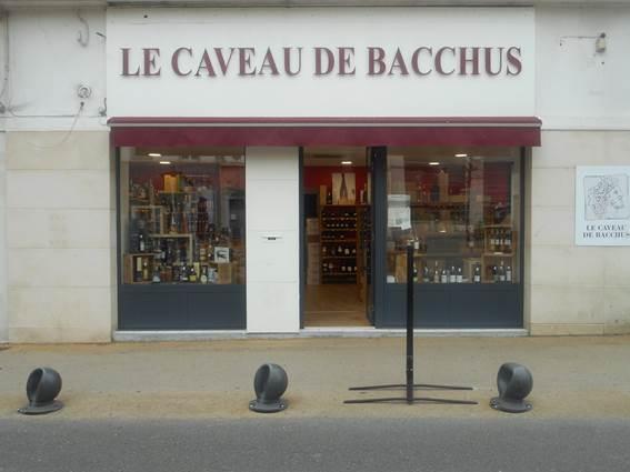 Le Caveau de Bacchus - ALES