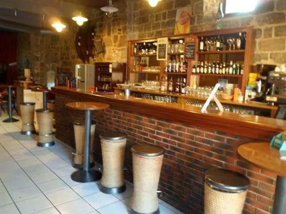 Restaurant L'Escapade bar