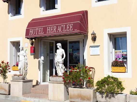 Hôtel HERACLEE à St Gilles