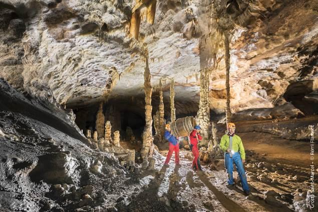 Grotte de Saint Marcel - Cave natur©Rémi Flament