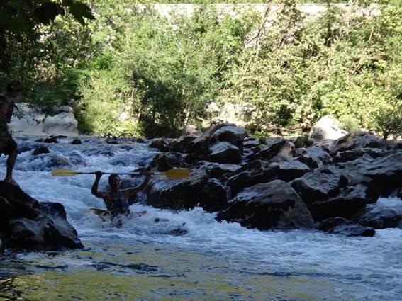 Canoe Montana Agonès 4