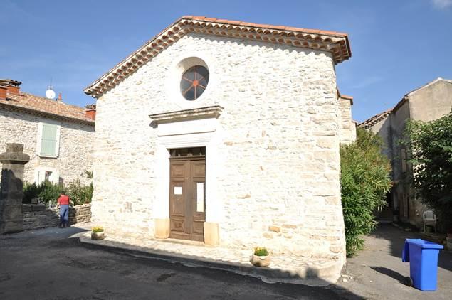 Saint-Hippolyte-de-Caton-Temple