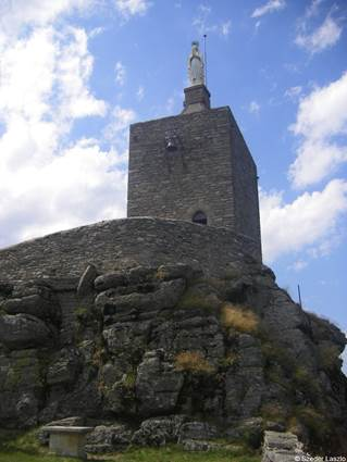 Voie Régordane - Eglise du Luc