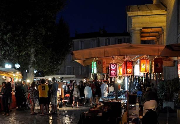 Les villages et leurs marchés Cévennes