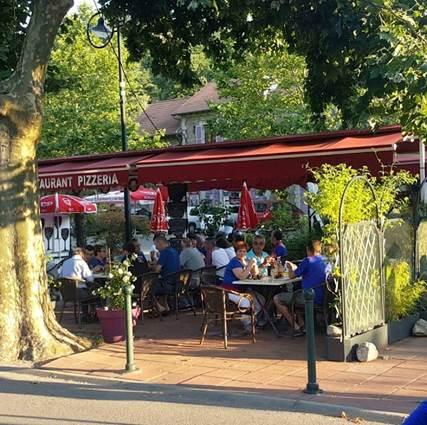Bar Resto De La Gare ST JEAN DU GARD
