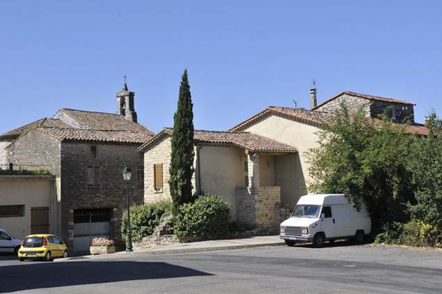 Saint-Hilaire-de-Brethmas-village