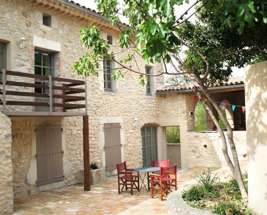 La Bastide de Peyremale - Olivaison
