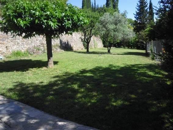 Gite de St Alary Jardin