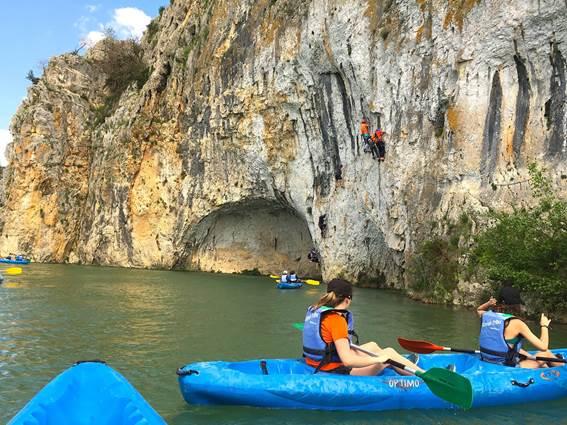 Kayak Tribu Falaise