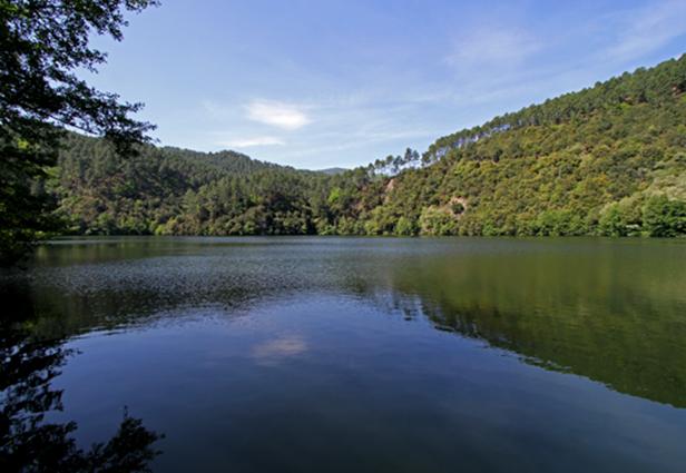 Ste Cécile d'Andorge - Lac des Camboux