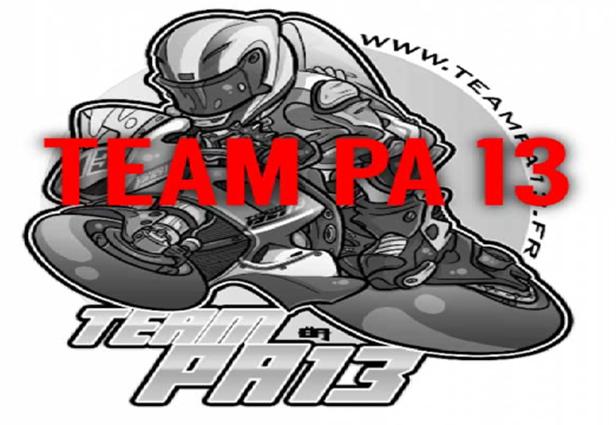 Journée de roulage - team PA 13
