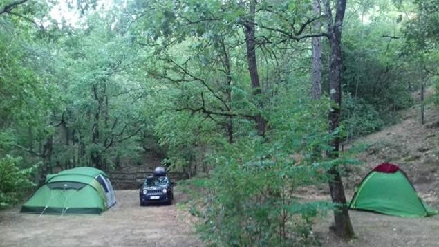 camping Les Hauts de Labahou 2