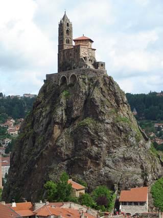 Voie Régordane - Saint Michel d'Aiguilhe