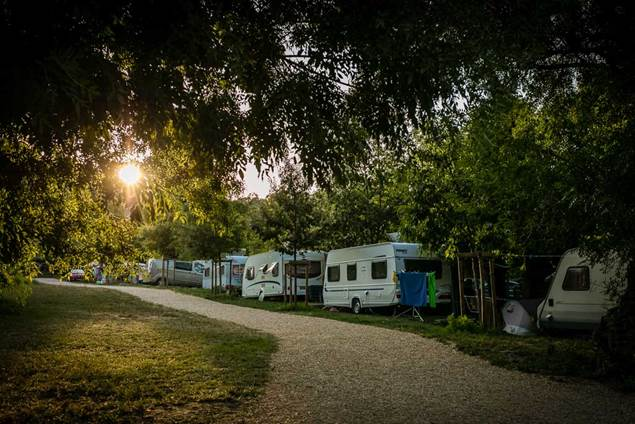 Camping De L'Arche ANDUZE SUD DE France