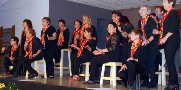 Groupe vocal Variation - Ribaute les Tavernes