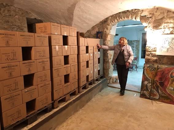 Le Caveau Du Domaine De La Vaillere - ANDUZE