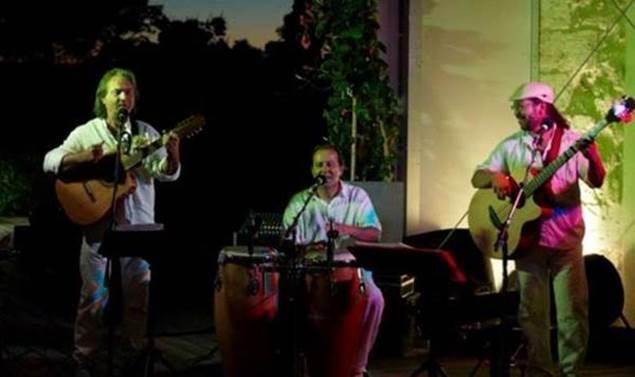trio mango espace gide massillargues attuech soirée cubaine