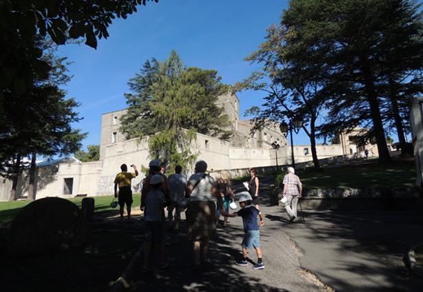 Visite Fort Vauban