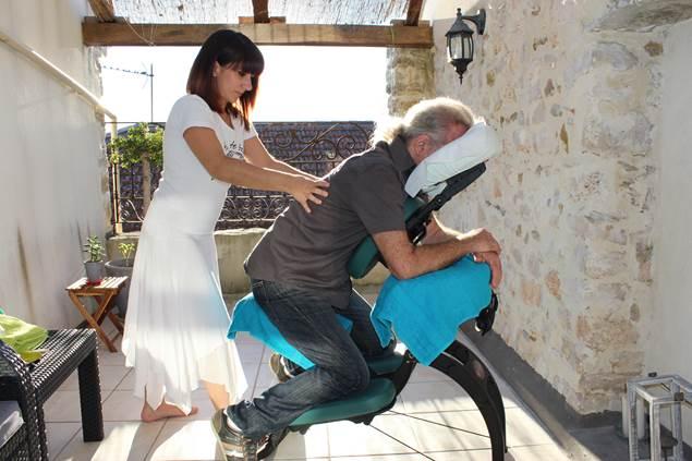 Amma pause bien être massage