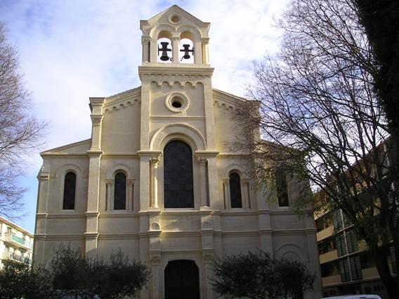 Temple Alès