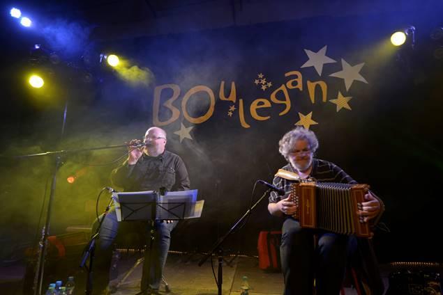 Boulegan-concert