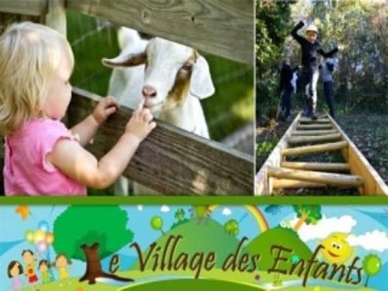 village des enfants à MONTAGNAC indication
