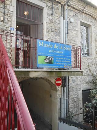 Musée de la Soie