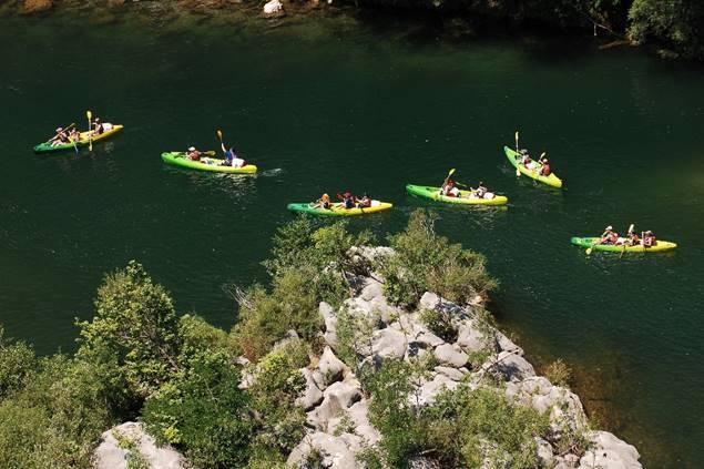 Canoe le moulin 3