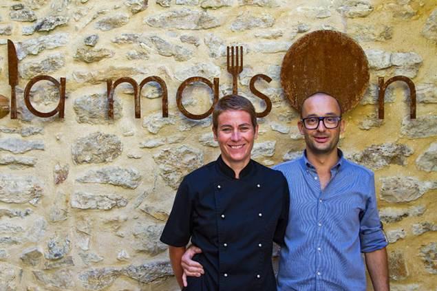 Restaurant La Maison à Gaujac