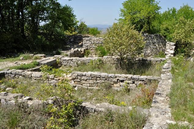 L'oppidum ''Vié Cioutat'' Mons - Cévennes