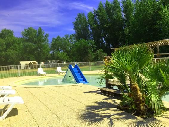 camping grande piscine gard cevennes