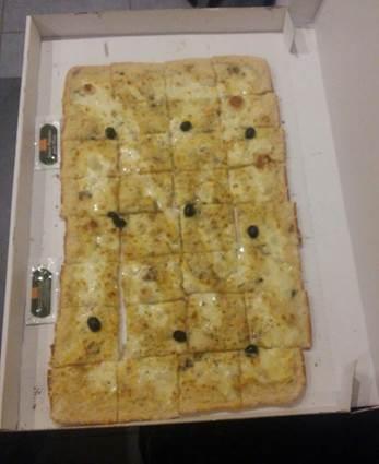 Halte La Pizza - ST JEAN DU GARD pizza