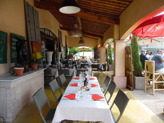 Restaurant Espace Gide- Massillargues Atuech 1