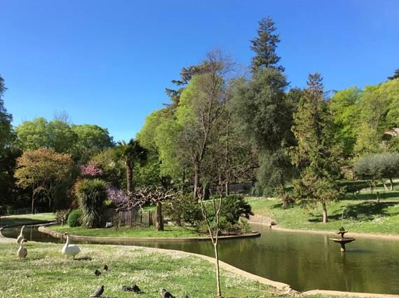 Les parcs et jardins cévennes