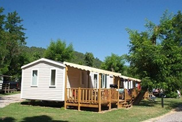 Camping Le Castel Rose - ANDUZE