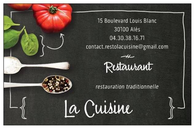 ROUX - La Cuisine - ALES 03