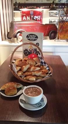 Brasserie L'Atelier De Marie - ALES petit déjeuner